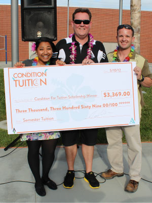 Inaugural Owen's Condition for Tuition Program