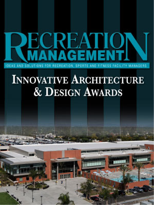 Recreation Management Architectural & Innovative Design Award