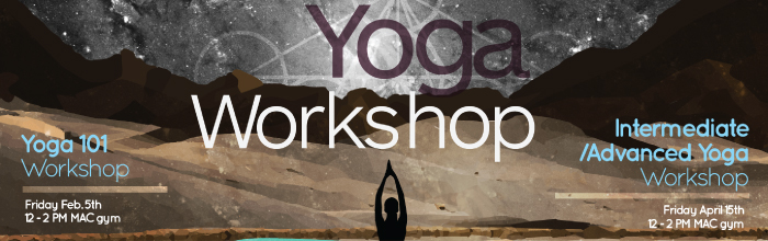 Yoga Workshops Banner