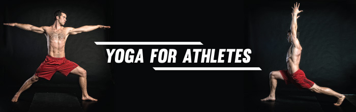 Yoga for Athletes banner