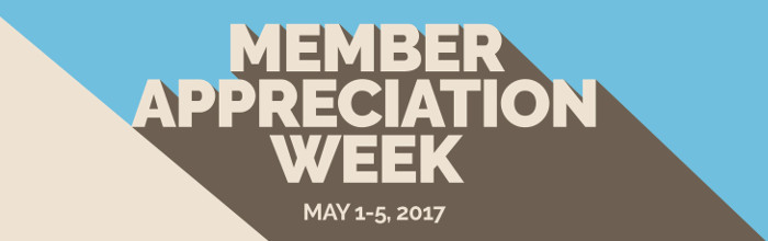 Member Appreciation Week banner